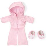 North American Bear Company Rosy Cheeks Big Sister Track Suit Set
