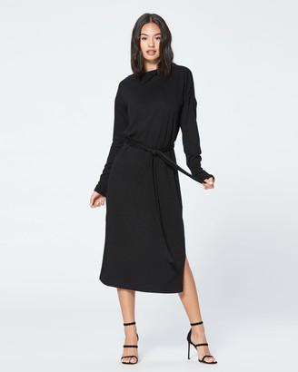 Paige Paxton Dress-Black