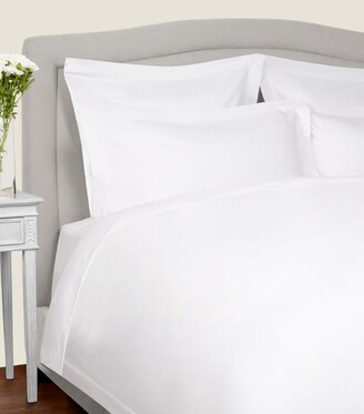 Harrods Cotton Cashmere Super King Fitted Sheet (180cm x 200cm)