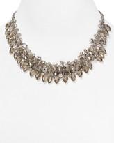 ABS by Allen Schwartz Smoky Cluster Necklace, 16