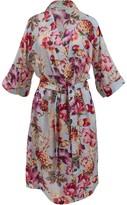 Wallace Cotton Maya Kimono Robe