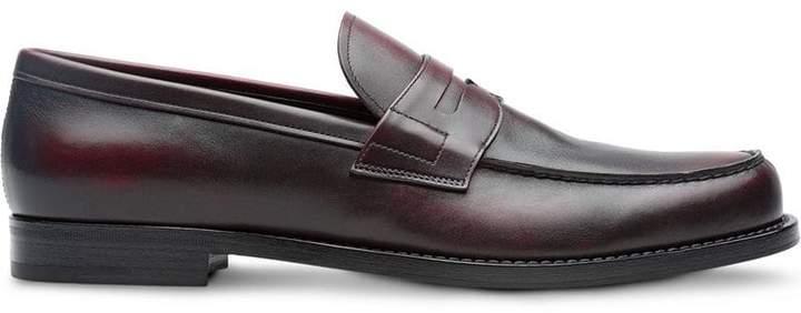Prada Apron loafers