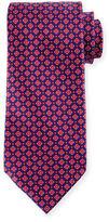 Stefano Ricci Neat Square Silk Tie