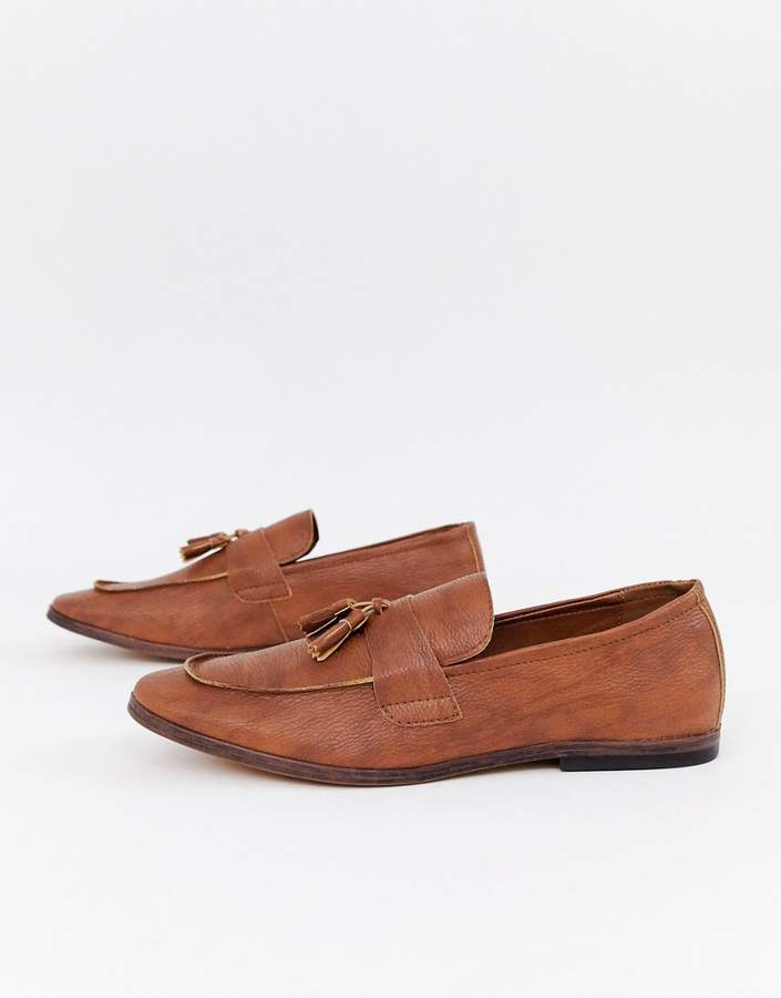 3dd232b227109 New Look Faux Leather Men's Shoes   7 New Look Faux Leather Men's Shoes    ShopStyle