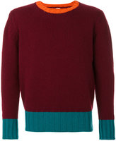 Doppiaa knitted jumper
