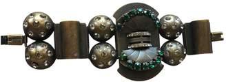 Marni Metallic Metal Bracelets