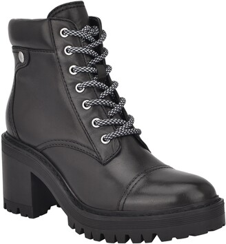 Marc Fisher Wenner Lace-Up Boot
