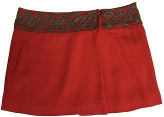 Isabel Marant Orange Skirt for Women