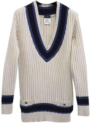 Chanel Multicolour Cotton Knitwear