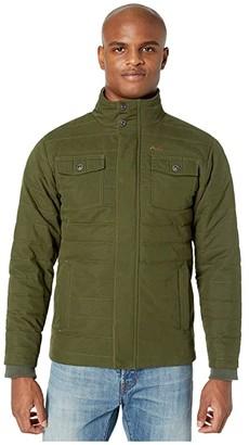Rainforest Mountain Khakis Swagger Jacket 1) Men's Coat
