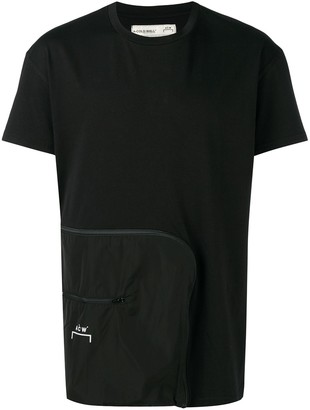 A-Cold-Wall* zipped pocket T-shirt