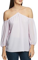 1 STATE 1.State 1.state Cold-Shoulder Blouse