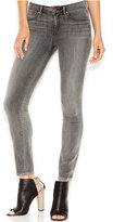Rachel Roy Icon Gray Wash Ankle Skinny Jeans, Only at Macy's