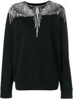 Marcelo Burlon County of Milan Mapu crew neck sweater