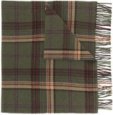 Polo Ralph Lauren checked scarf