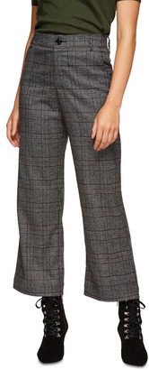Oxford Helena Checked Culottes