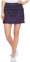 Puma Zig Zag Knit Skirt Women's Skirt
