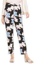 Vince Camuto Women's Poetic Bouquet Ankle Pants
