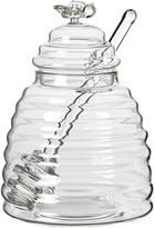 OKA Apiary Glass Honey Jar