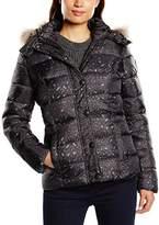 Kaporal Women's MINKA Down Long Sleeve Jacket