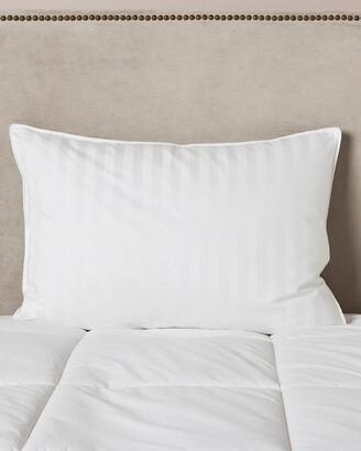 Blue Ridge Home 350Tc Stomach Sleeper White Down Pillow