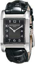 Baume & Mercier Baume Mercier Women's 10019 Hampton Ladies Leather Strap Dial Watch