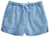 Vineyard Vines Girls' Chambray Shorts