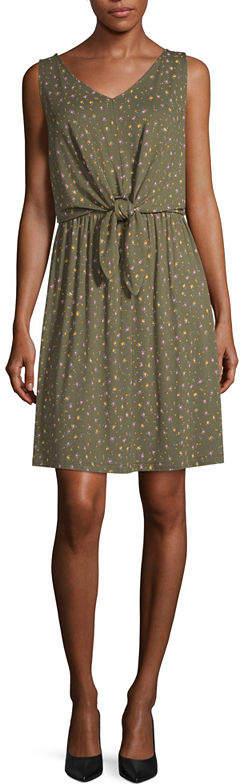 A.N.A Sleeveless Blouson Dress
