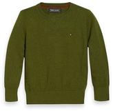 Tommy Hilfiger Cotton Cashmere Sweater
