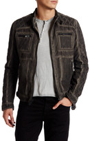 Rogue Quilted Moto Jacket