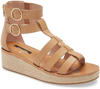 Kensie Weldon Wedge Sandal