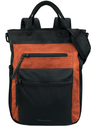 Sherpani Anti Theft Convertible Tote Backpack -Soleil AT