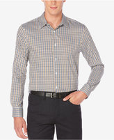 Perry Ellis Men's Multi-Check Non-Iron Shirt