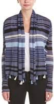 Calypso St. Barth Clora Linen Sweater.
