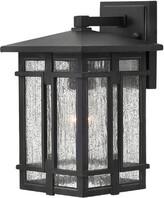 "Tucker Outdoor Wall Lantern Hinkley Lighting Size: 11.5"" H x 7"" W, Bulb Type: Incandescent"