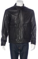 Christophe Lemaire Fine Leather Jacket w/ Tags