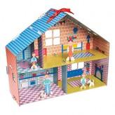REX Dollhouse Construction Kit
