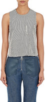 Alexander Wang Women's Mock-Pocket Top-CREAM