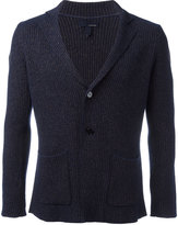 Lardini waffle knit blazer - men - Cotton - S