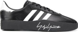 Y-3 Tangutsu football leather sneakers