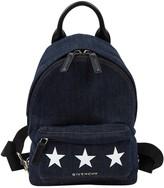 Givenchy Blue Denim - Jeans Backpacks