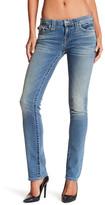 True Religion Slim Straight Flap Pocket Jean
