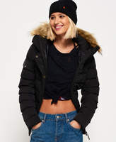 Superdry SD-X Arctic Fur Hooded Jacket