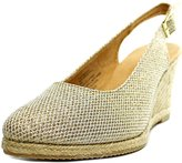 White Mountain 'CHILL' Women's Sandal, Gold Glitter, Size 8.5