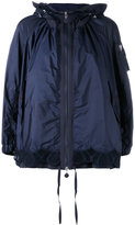 Moncler hooded jacket - women - Cotton/Nylon/Polyester - 0