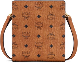 MCM Visetos Original Smartphone Case with Strap