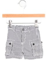 Little Marc Jacobs Boys' Striped Cargo Shorts