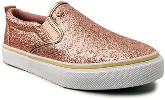 Juicy Couture Charmed Glitter Slip-On Sneaker
