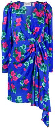 Essentiel Blue Viesbeth Dress - 34