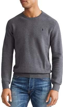 Polo Ralph Lauren Cotton Crewneck Sweater